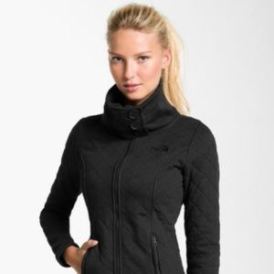 North Face Women's Caroluna Quilted Jacket Size M